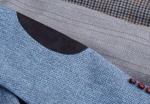 Tweed sportcoats